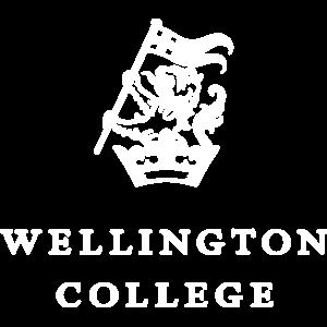 Wellington crest white 2x